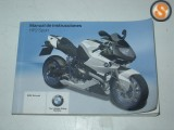 Manual de instrucções BMW HP2 Sport