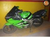 Kawasaki ZX 6-R para venda as peças